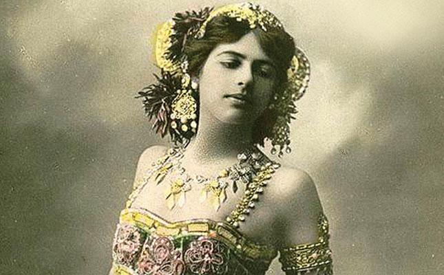 Resultado de imagen para Foto de la espía Mata Hari
