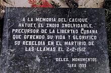 Tarja_en_la_base_de_la_estatua_de_Hatuey