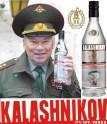 el general ruso comentó que decidió prestar su nombre luego de que el empresario británico John Florey le presentara la idea.